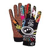 Optimum Velocity Langfingerhandschuh Jungen, Mehrfarbig, Gr. 4-5 Inch (Herstellergröße: Mini)