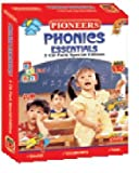 #8: Pioneers Phonics Essentials 3 CD Pack Special Edition Universal Syllabus for Kids