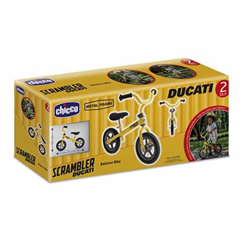 Chicco 171604 – Gioco Balance Bike Scrambler Ducati - 4
