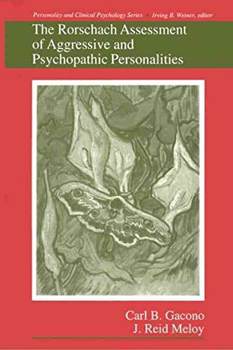 [(The Rorschach Assessment of Aggressive and Psychopathic Personalities)] [By (author) Carl B. Gacono ] published on (December, 1994)