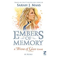 Embers of memory (a throne of glass board game)