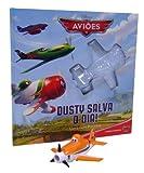 Aviões. Dusty Salva O Dia! Livro Com Projetor (Em Portuguese do Brasil)