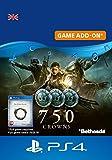The Elder Scrolls Online - 750 Crowns DLC | PS4 Download...