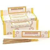 Satya Nag Champa Sandalwood Incense Sticks (Single Pack)