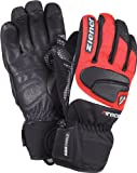 Ziener Handschuhe Gamal AS Race, red/white, 7.5, 121201