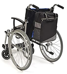 Simplantex Wheelyscoot Bag - Universal Wheelchair/Mobility Scooter Bag
