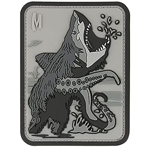 Maxpedition Bearsharktopus (SWAT) Moral Patch