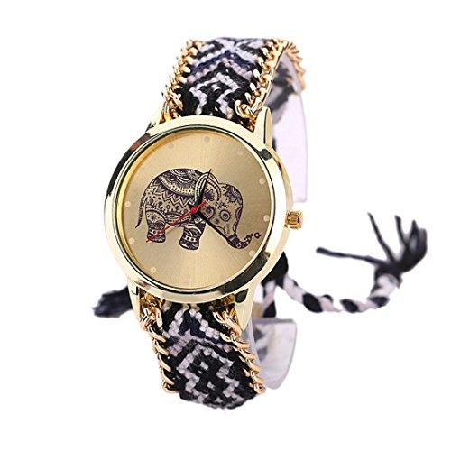 culaterr-doux-femmes-elephant-motif-bande-de-corde-tisse-bracelet-montres-a-quartz-cadeau-noir-blanc