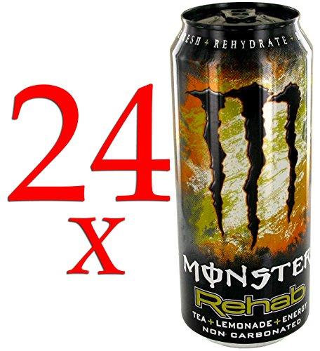 pack-of-24-monster-rehab-tea-still-lemonade-energy-500ml