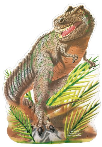 Melissa & Doug Giant Tyrannosaurus Rex Floor Puzzle
