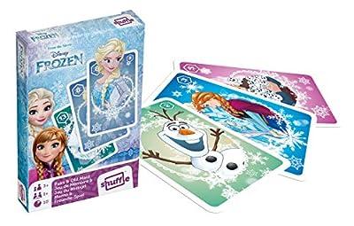 Cartamundi - Juego de Cartas de Frozen y Old Maid por Cartamundi