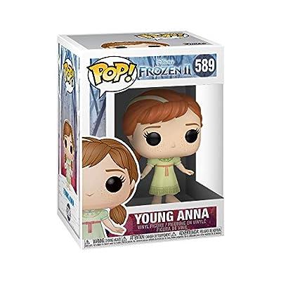 Funko- Pop Disney: Frozen 2-Young Anna Figura Coleccionable, Multicolor (40889) por Funko