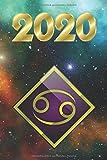 2020 Termin-Kalender Sternzeichen Krebs DIN A5: Januar 2020 bis Dezember 2020  Kalender, Organizer, Terminkalender mit Wochenplaner, pro Werktag 1 ... 1 Seite - Top organisiert durchs Jahr!