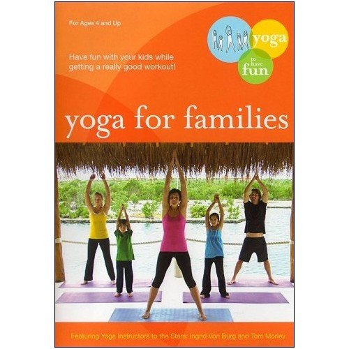 Price comparison product image Yoga For Families:Connect With Your Kids DVD