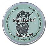 Jabón para Barba Revitalizante. MALABARBA®