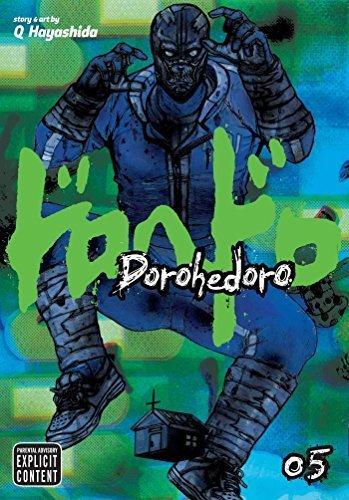 Dorohedoro, Vol. 5 by Q Hayashida (2011-12-20) par Q Hayashida