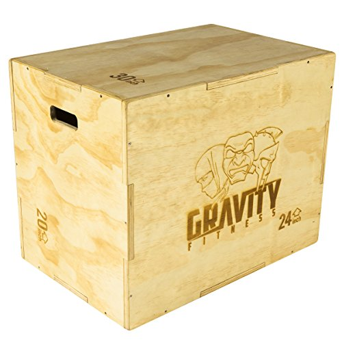 Gravity-Fitness-3-in-1-30-X-20-x-24-Plyometric-jump-Box-Plyo-Box-Crossfit
