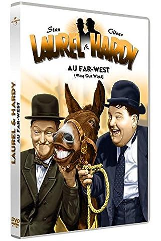 Laurel & Hardy - Laurel et Hardy au Far West (Version colorisée)