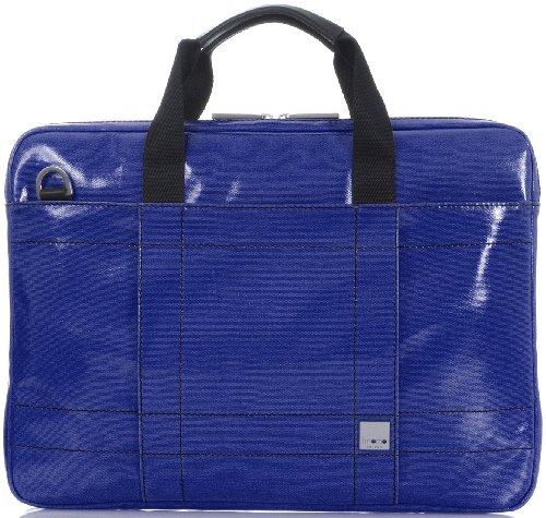 Knomo Brixton Lincoln Tasche für Notebook 38,1 cm (15 Zoll) blau (Knomo Laptop-taschen)