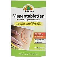 Sunlife Magentabletten, 60 Stück preisvergleich bei billige-tabletten.eu