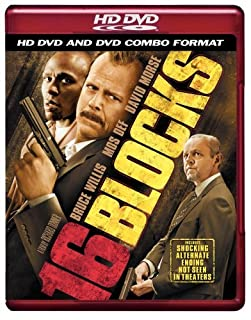 16 Blocks (Combo HD DVD and Standard DVD) by Bruce Willis