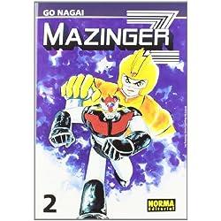 MAZINGER Z VOL.2 (CÓMIC MANGA)
