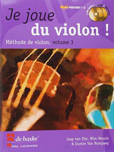 Je Joue Du Violon Vol 3