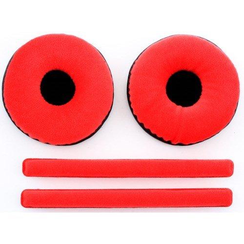 los-cojinetes-de-reemplazo-zomo-polster-almohadillas-para-los-auriculares-sennheiser-hd-25-rojo