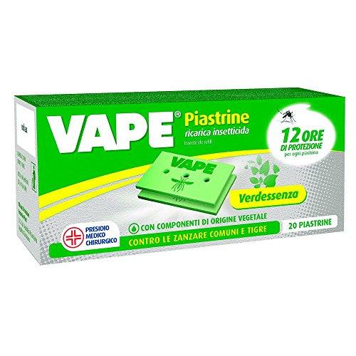 Recharger Verdessenza Vape 20 plaquettes Pieces