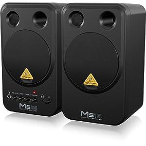 Behringer MS16 Coppia Monitor Audio Professionale Attivi 16w