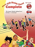 Best Instruction Book Evers - Alfred's Kid's Ukulele Course Complete: The Easiest Ukulele Review