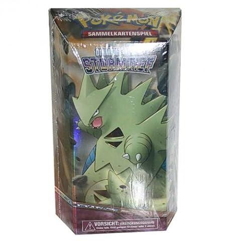 Pokémon Diamant & Perl Sturmtief Themendeck Finsterer Ansturm (Pokemon Diamant)