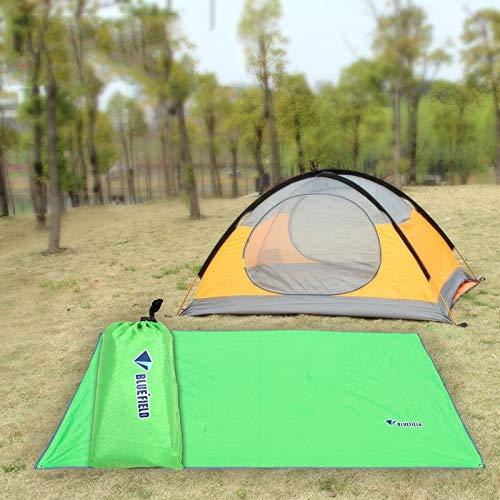 HQ's perfect store Praktisch Outdoor Oxford Tuch Camping Matte Zelt Decke, Sonne Pergola Markise...