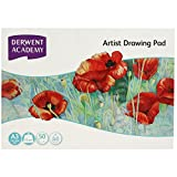 DERWENT Academy Artist Drawing Pad 50 Sheets - A3 Landscape
