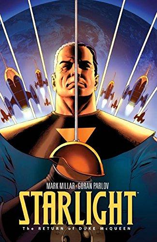 Starlight Vol 1: The Return of Duke McQueen Libro tascabile