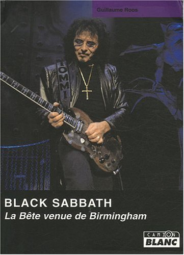 BLACK SABBATH La bête venue de Birmingham
