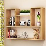 Wanddekoration Zr Einfache und Moderne Racks \ Wandbehang \ Schrank \ Dekorrahmen \ Balkon Schlafzimmer Küche Lagerregal \ Wandschrank \ Bücherregal Mauer schützen, die Innenumgebung verschöner