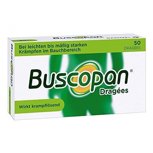 Buscopan Dragees 50 stk
