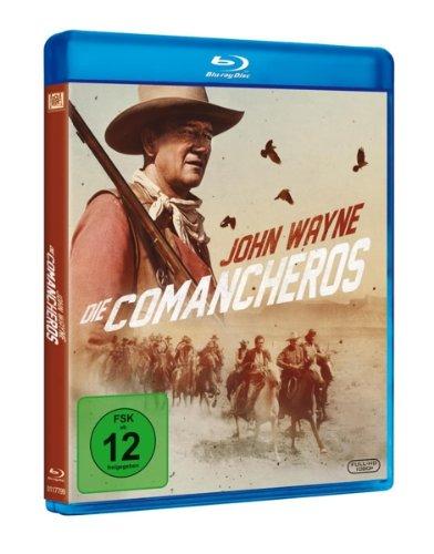 Bild von Die Comancheros [Blu-ray]