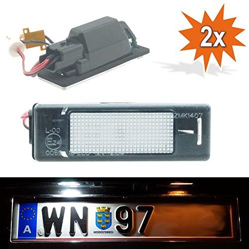 doled-p307-led-numberplate-peugeot-citroen-con-certificado-e-xenon