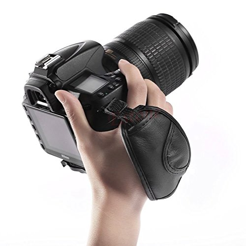 SHOPEE BRANDED Grip Wrist Strap Dslr Camera For Nikon/Canon/Sony/Pantex  available at amazon for Rs.249