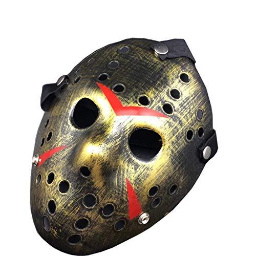 Jason Männer Kostüm - biteri Kostüm Jason Mask Für Musikfestivals Cosplay-Maskerade Ereignisse Für Mädchen Frauen Alter Mann Erwachsene Kinder Jungs