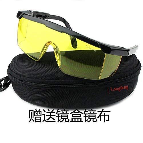 SCJ Elektroschweißbrille Schweißer die Gläser Argon Hu Han Spiegel Geist der Han Brennen Han Gläser zu verteidigen, um einen Stromschlag Lichtbogen zu geben oder zu bekommen, um Starkes Licht EL
