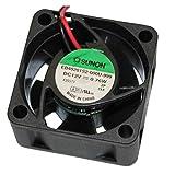 Fan / Ventilador 12V 0,76W 40x40x20mm 13m³/h 21dBA ; Sunon EB40201S2-999