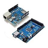 ILS - Ethernet schild W5100 + Mega 2560 Arduino compatibel