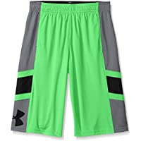 Under Armour Jungen Basketball Crossover Shorts