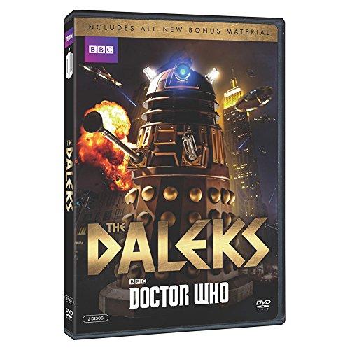 DOCTOR WHO: THE DALEKS - DOCTOR WHO: THE DALEKS (2 DVD)
