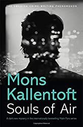 Souls of Air (Malin Fors 7) by Mons Kallentoft (2016-10-20)