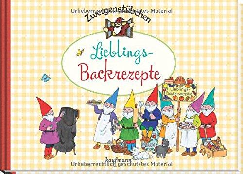 Zwergenstbchen-Lieblings-Backrezepte