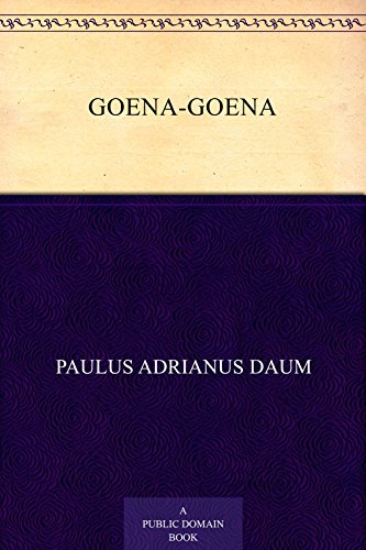 Goena-goena (Dutch Edition)